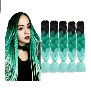 Synthetic Braiding Hair Extensions